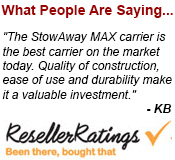StowAway2 Reviews at ResellerRatings.com