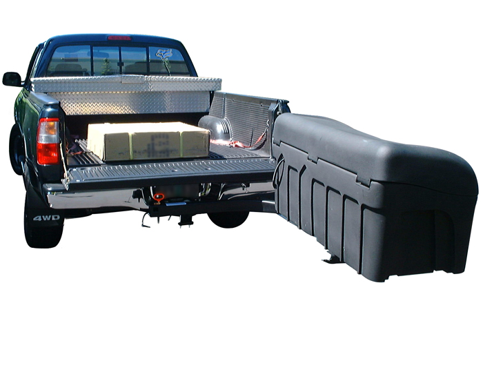 StowAway Carrier tailgate clearance