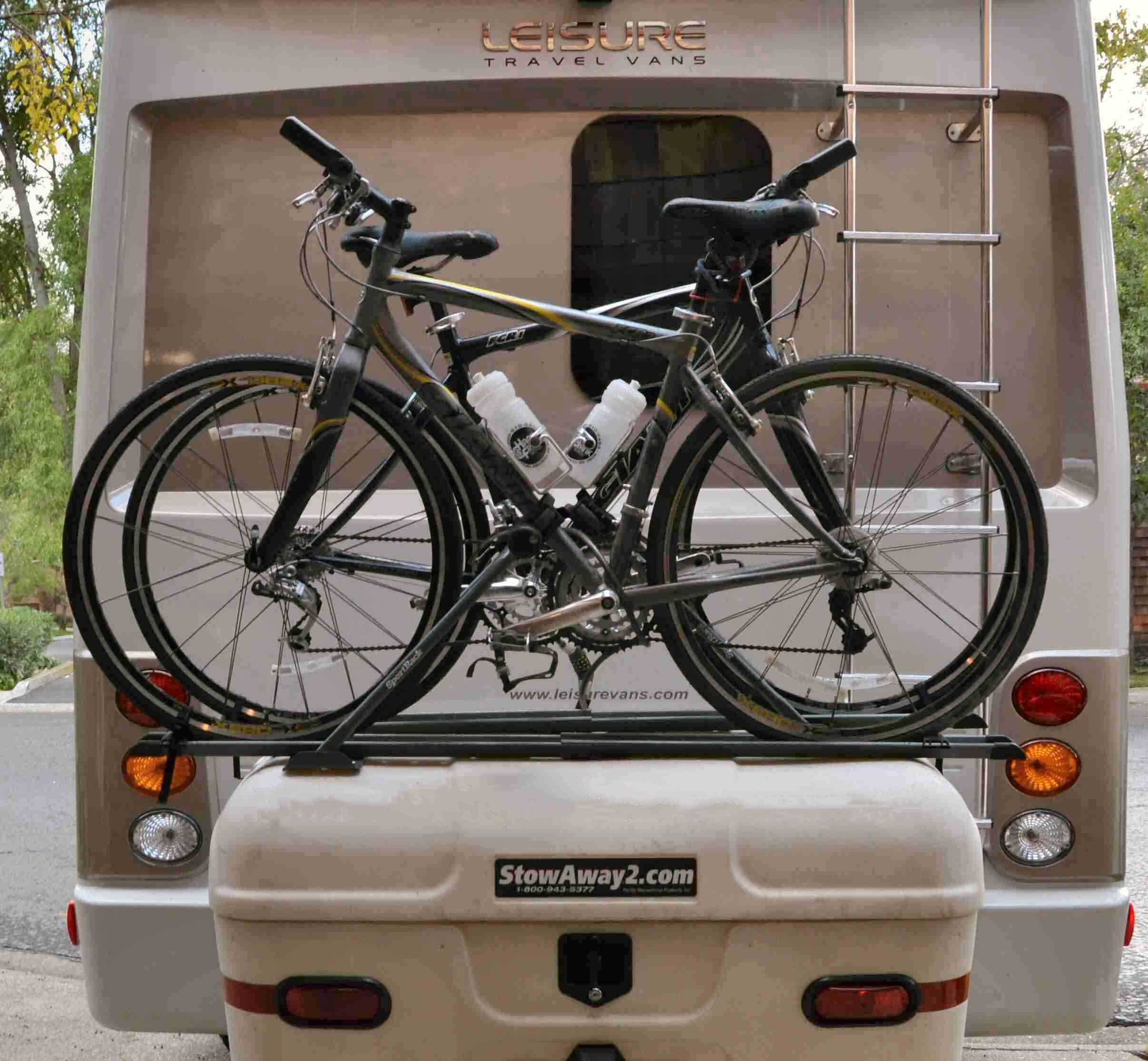 Bike Rack Options