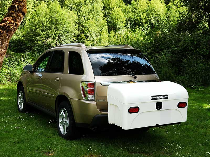Chevy Equinox with StowAway Standard Cargo Carrier