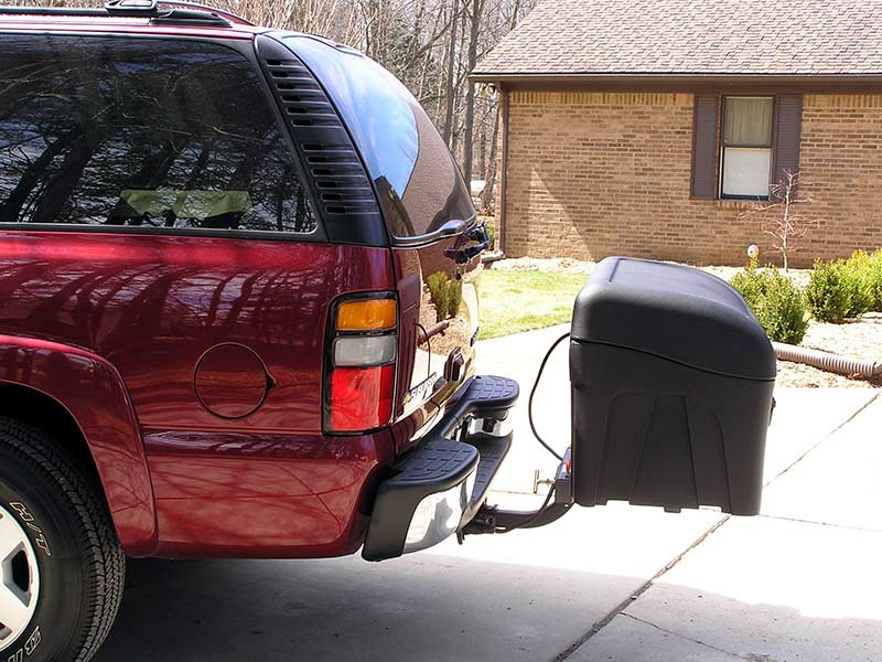 Vehicle Fit Gallery - Chevy | StowAway Carriers