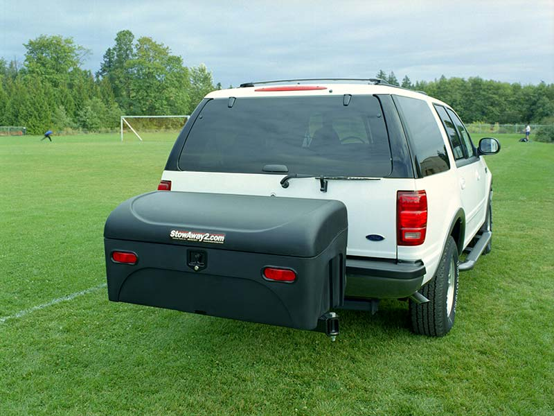 Ford Expedition with StowAway Standard Cargo Carrier