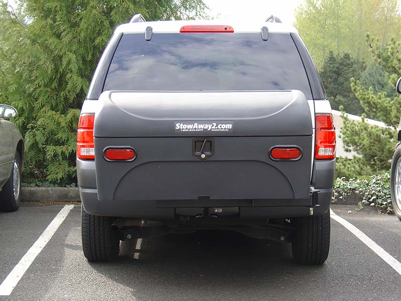 Ford Explorer with StowAway Standard Cargo Carrier