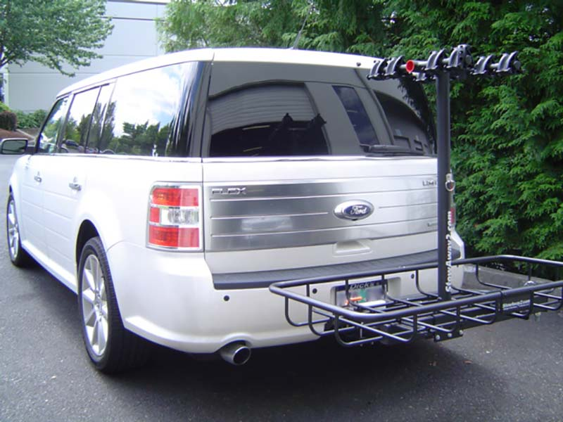 Ford Flex with StowAway Bike & Cargo Rack