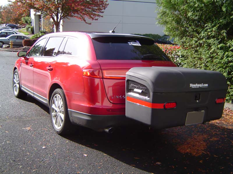 Lincoln MKX with StowAway MAX Cargo Carrier