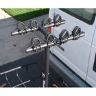StowAway Bike Rack holds up to 4 bikes