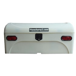 StowAway Standard Cargo Carrier - Box Only (Ivory)