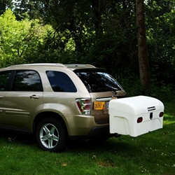 "StowAway Standard Cargo Carrier (Ivory) - 2"" frame - Outlet B3/F5"