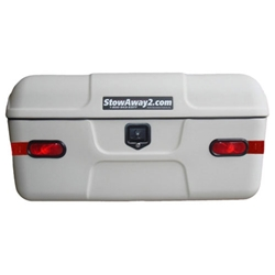 StowAway MAX Cargo Carrier - Box Only (Ivory)